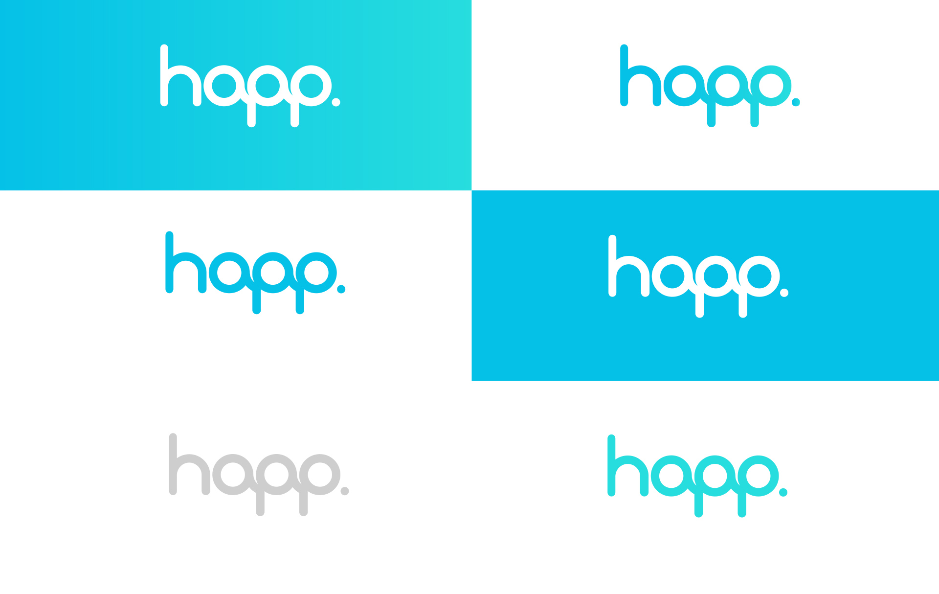 happ-logo-options