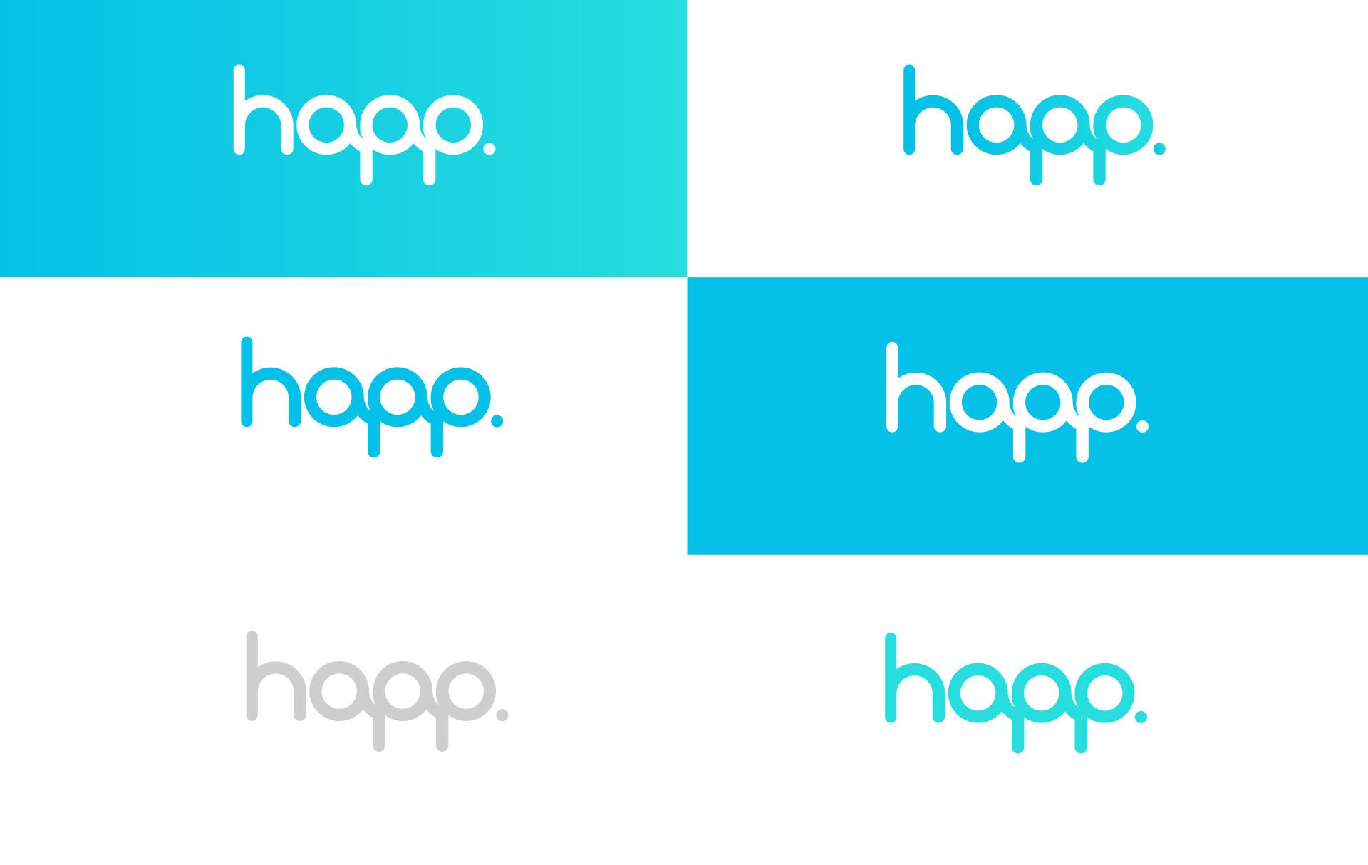 happ-logo-options
